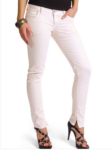 Lady's skinny jeans LD019