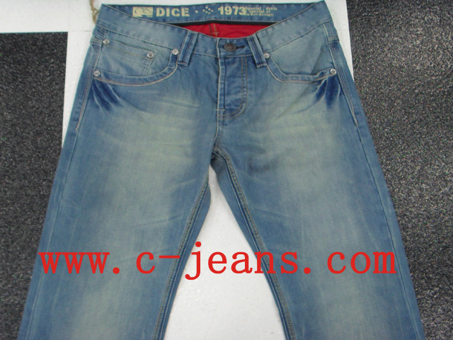 Professional jeans stocks  X002